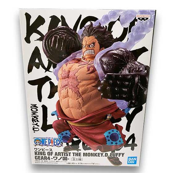 ワンピース KING OF ARTIST THE MONKEY.D.LUFFY GEAR4 -ワノ国- モンキー・D・ルフィ OPZ0278