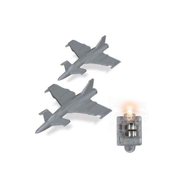 バンダイ 究極円谷怪獣博覧会 UNDA戦闘機×2+ルミナスユニット BC0589