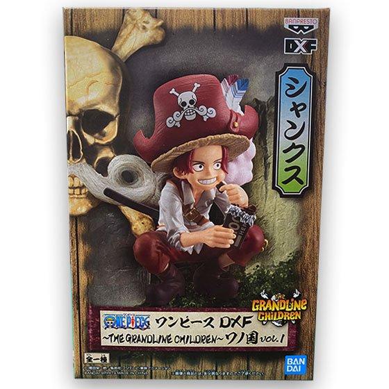 ワンピース DXF ~THE GRANDLINE CHILDREN~ ワノ国 vol.1 シャンクス OPZ0283