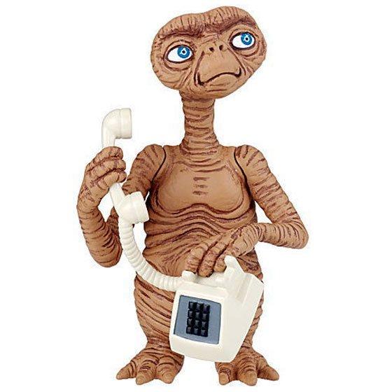 タカラトミーアーツ E.T. 名場面コレクション PART2 -E.T.はボクらの永遠のトモダチ- 仮装して出掛けるE.T. TC00934