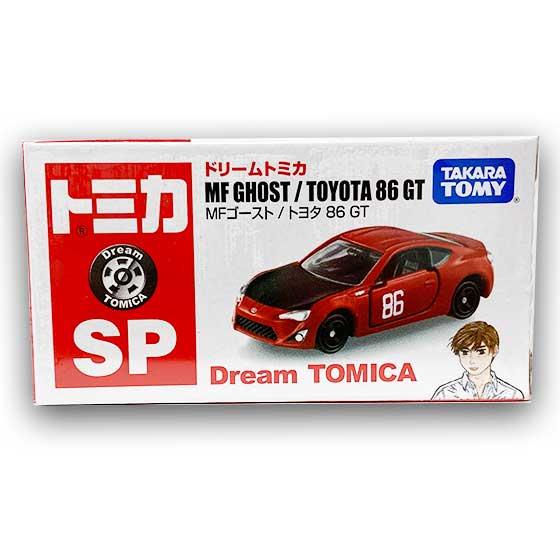 ドリームトミカ SP MFゴースト/トヨタ 86 GT TMC00828