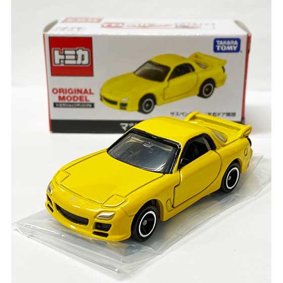 トミカショップオリジナル トミカ マツダ RX-7 TMC00854