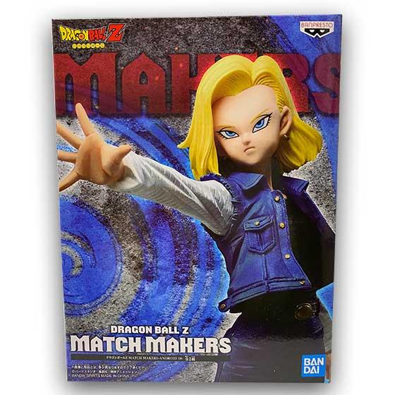ドラゴンボールZ MATCH MAKERS -ANDROID 18- 人造人間18号 DP0171