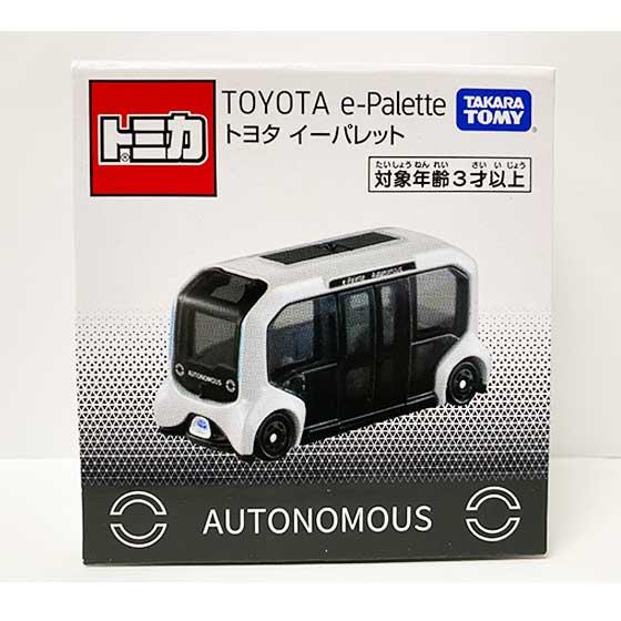トミカ トヨタ イーパレット TMC00863