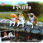 エール 釣り日和 ~猫たちのひまつぶし~ 全5種フルセット TC01064