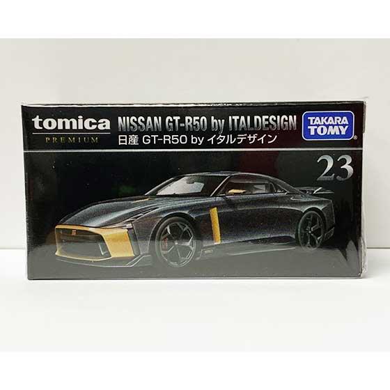 トミカプレミアム23 日産 GT-R50 by イタルデザイン TMC00865