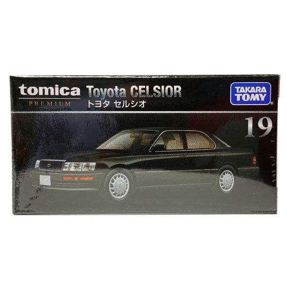 トミカプレミアム19 トヨタ セルシオ TMC00871