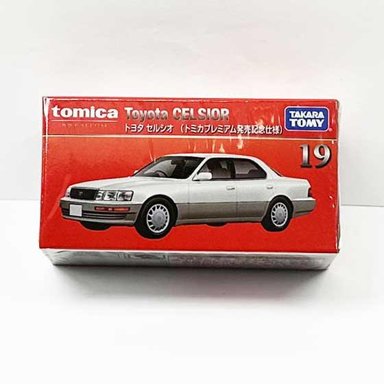 トミカプレミアム19 トヨタ セルシオ(トミカプレミアム発売記念仕様) TMC00872
