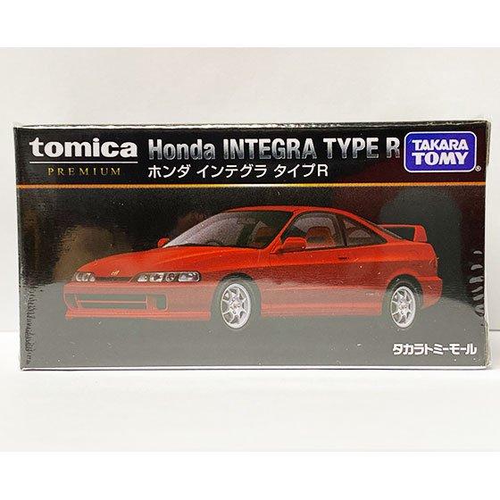 タカラトミーモールオリジナル トミカプレミアム ホンダ インテグラ タイプR TMC00881