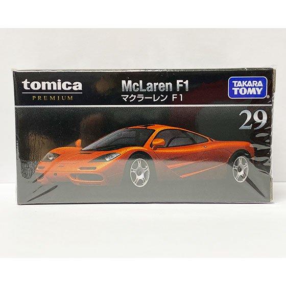 トミカプレミアム29 マクラーレン F1 TMC00887