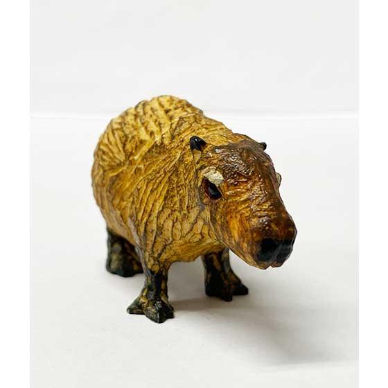 キタンクラブ ART IN THE POCKET はしもとみおの彫刻 那須どうぶつ王国 カピバラ TC01205