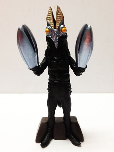 バンダイ HGヒーローズ ウルトラマン3〜悪魔と天使の間に・・・編〜 バルタン星人二代目  UC00116