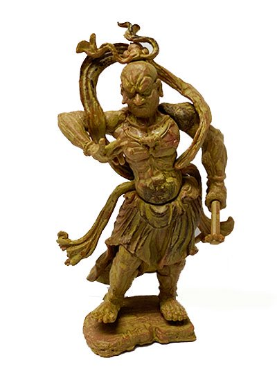 エポック 和の心 仏像コレクション 金剛力士立像 吽形 TC00037