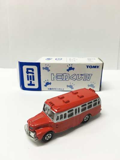 トミカくじIV 4 いすゞ ボンネットバスBX TMC00762