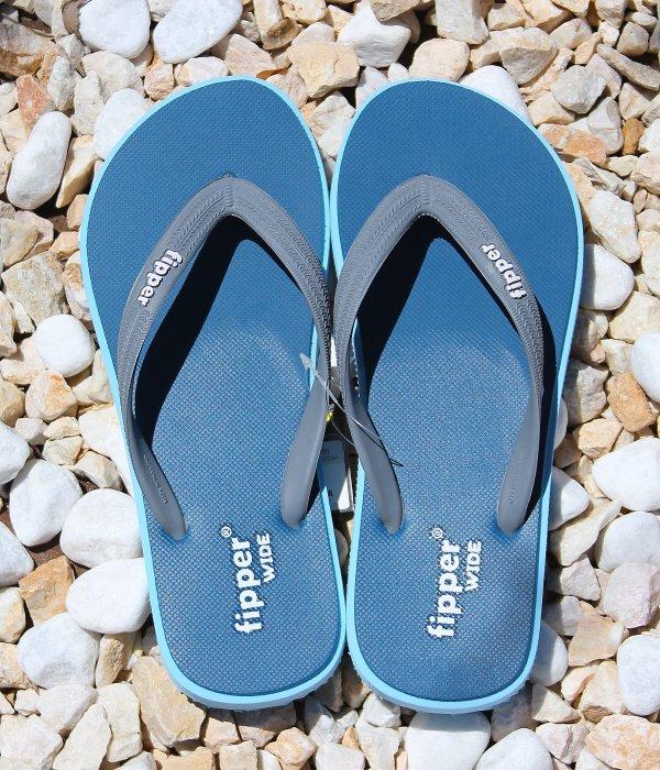 Fipper beach sandals  WIDE