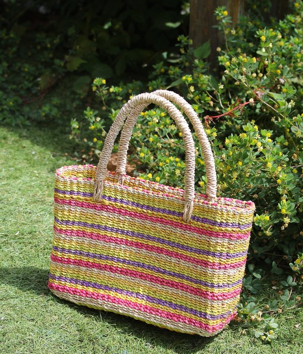 <img class='new_mark_img1' src='https://img.shop-pro.jp/img/new/icons5.gif' style='border:none;display:inline;margin:0px;padding:0px;width:auto;' />【NESS CRAFT】 BASKET BAG