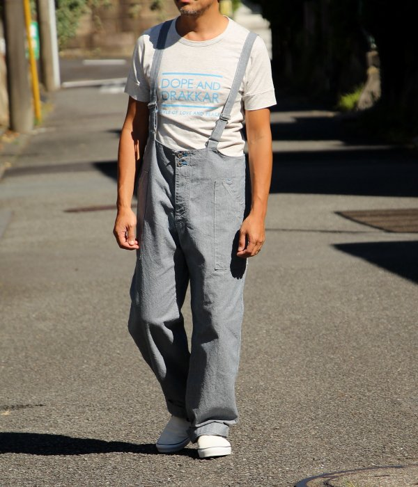<img class='new_mark_img1' src='https://img.shop-pro.jp/img/new/icons5.gif' style='border:none;display:inline;margin:0px;padding:0px;width:auto;' />OLD HICKORY SUSPENDERS PANTS