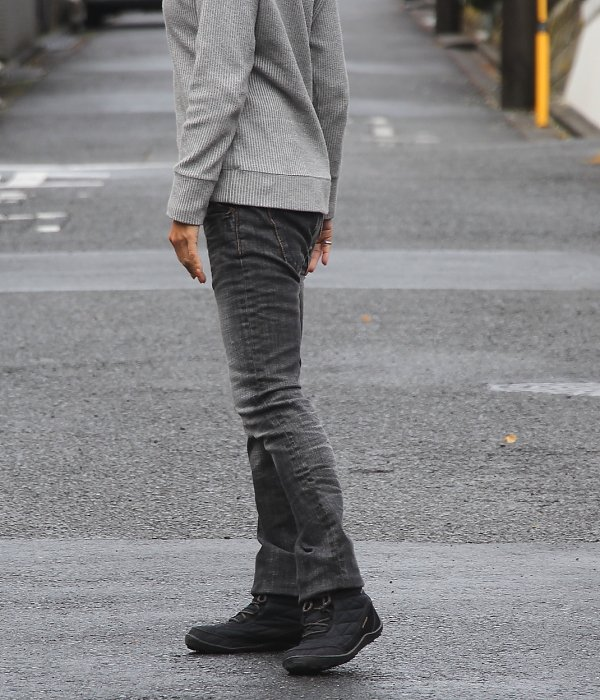 <img class='new_mark_img1' src='https://img.shop-pro.jp/img/new/icons24.gif' style='border:none;display:inline;margin:0px;padding:0px;width:auto;' />STRETCH DENIM SKINNY BOOTS JEANS/STW