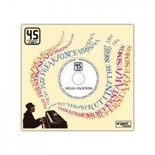45「HELLO FRIENDS」CD