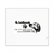 laidbook「laidbook09 The LUSH LIFE ISSUE」CD