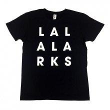 LA LA LARKS ロゴ Tシャツ