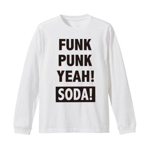 SODA!_FUNK!LONGSLEEVE