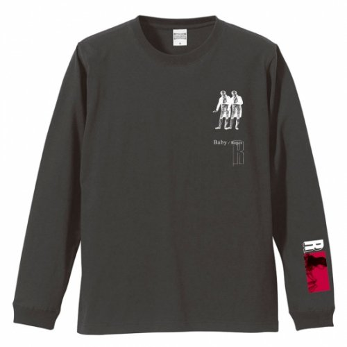 Ropes_Drawing Tour Long Sleeve TEE