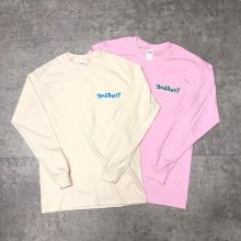 シャムキャッツ_Paper Napkin Long Sleeve T