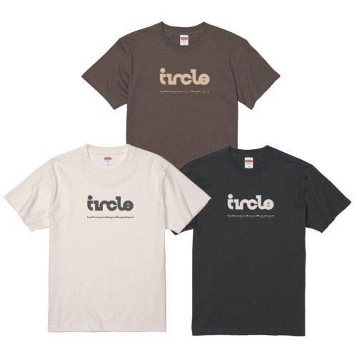ircle_スポーツロゴ風 Tシャツ