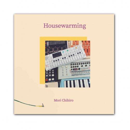 森ちひろ_1st single[Housewarming]CD