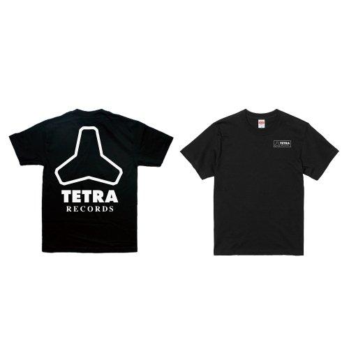 シャムキャッツ_TETRA LOGO T-shirt