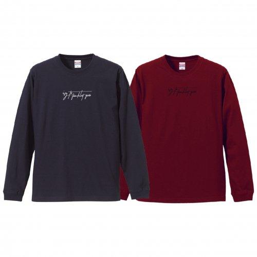 Ivy to Fraudulent Game_刺繍ロングスリーブTシャツ_2020 winter