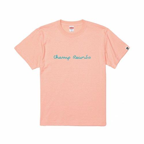 Scoobie Do_Champ Records Tシャツ