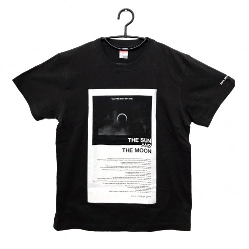 HUSKING BEE_The Sun And The Moon Tシャツ