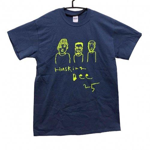 HUSKING BEE_新利の風〜ニューサラウンド Tシャツ