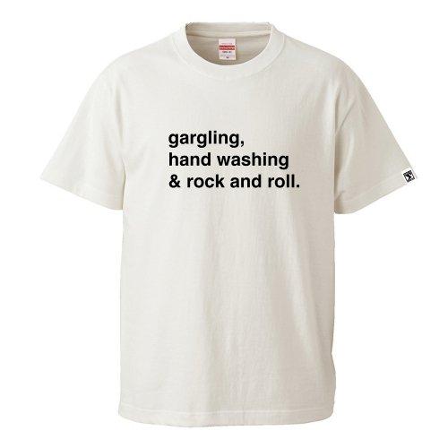 Scoobie Do_うがい手洗いロックンロールTシャツ