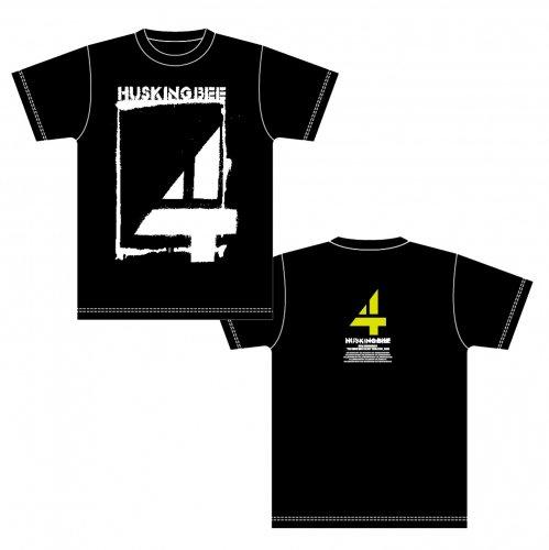 HUSKING BEE_[4] Tシャツ