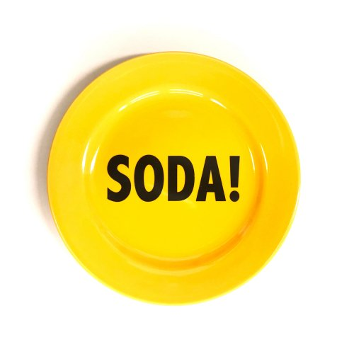 SODA!_7 1/2inchプレート