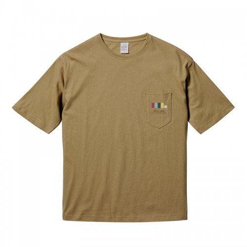 Halo at 四畳半_イノセント・プレイヤーズ ビッグシルエットポケットTシャツ