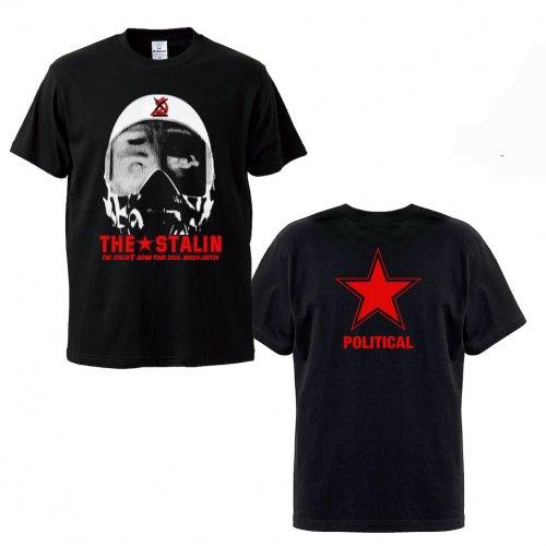 ザ・スターリンX+Y_ザ・スターリンY絶賛ワイワイ解散中スペシャルTシャツ_ブラック