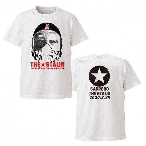 ザ・スターリンX+Y_ザ・スターリンY絶賛ワイワイ解散中スペシャルTシャツサッポロスペシャル