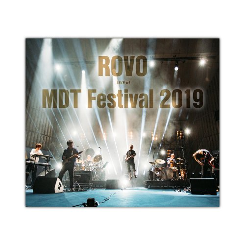 <img class='new_mark_img1' src='https://img.shop-pro.jp/img/new/icons5.gif' style='border:none;display:inline;margin:0px;padding:0px;width:auto;' />ROVO_「ROVO LIVE at MDT Festival 2019」ブルーレイBD-R