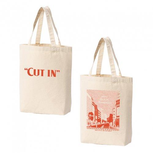 """第15回 渋谷音楽祭 2020 presents""""CUT IN""""_ロゴトートバッグ"""