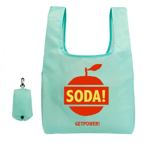 SODA!_エコバッグ_ミント