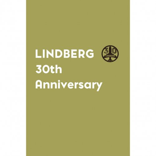 [受付終了]LINDBERG 30th Anniversaryパンフレット