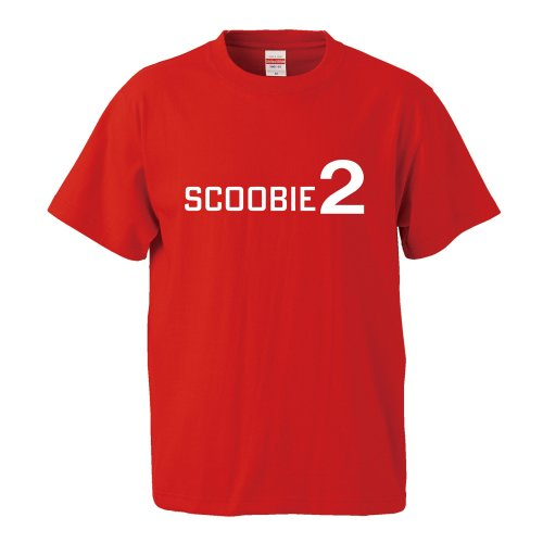 Scoobie TWO_SCOOBIE 2 Tシャツ