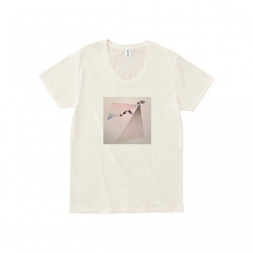 君島大空_午後の反射光Tシャツ