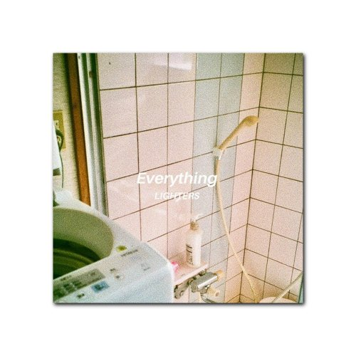 LIGHTERS_1st EP [Everything] CD