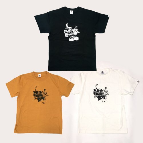 Scoobie Do_25 PLUS 1 MORE ANNIVERSARY Tシャツ