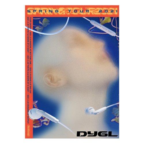 DYGL_SPRING TOUR 2021 ポスター